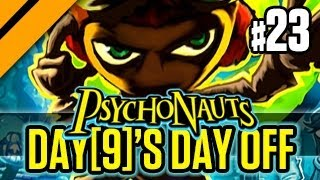 Day[9]'s Day Off - Psychonauts Part 2 - P23