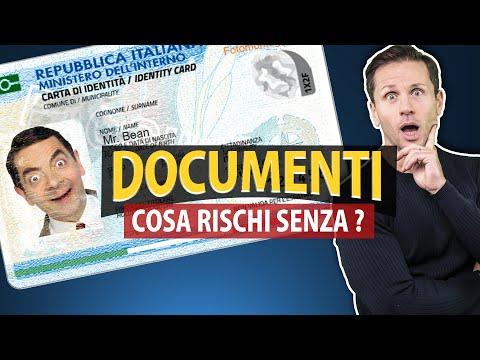 Cosa rischia chi esce SENZA DOCUMENTI | Avv. Angelo Greco