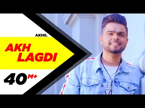 Akh Lagdi Full HD Video Song With Lyrics | Mp3 Download