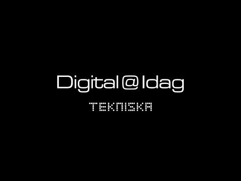 Digital@idag på Tekniska museet - Demokrati, jobb och framtiden