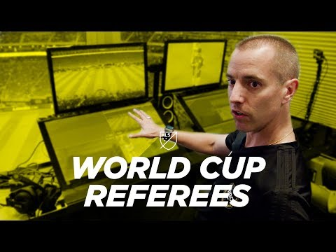 MLS Refs Leading the Way at the World Cup