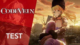Vidéo-Test : TEST CODE VEIN - Un 'Dark Souls anime' réussi ou non ?