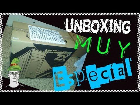 Unboxing MUY especial ¡MIL GRACIAS!