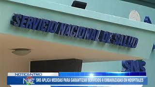 SNS aplica medidas para garantizar servicios a embarazadas en hospitales