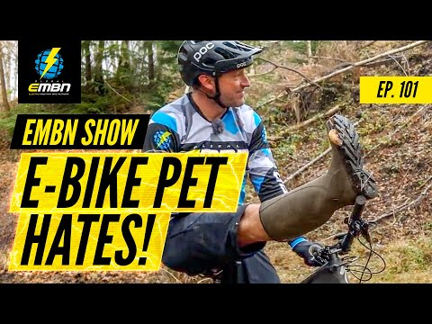 E-MTB Pet Hates In EMBN's Room 101   EMBN Show Ep.101