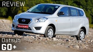Datsun Go+ :: Review :: ZigWheels