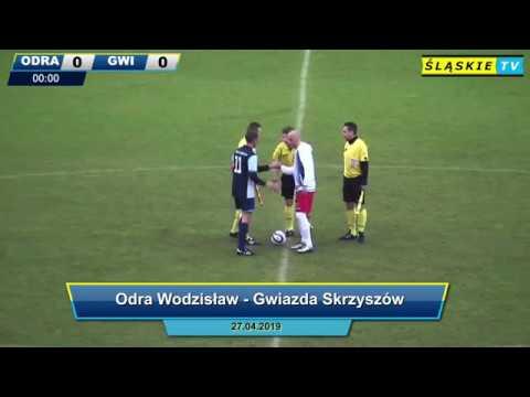 Odra Wodzisław - Gwiazda Skrzyszów 2:0