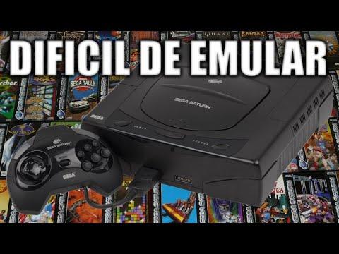 Emular Sega Saturn en Retroarch