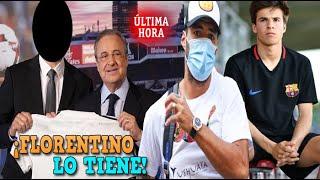 ÚLTIMA HORA: EL FICHAJE SECRETO DEL REAL MADRID | ¿SUAREZ AL ATLETI | SE VA RIQUI PUIG EL RESPONDE