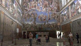 Museos Vaticanos reabren sus puertas tras la cuarentena