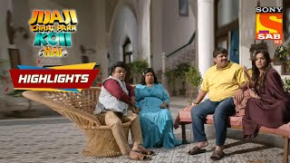 Laughter Therapy With CP's Ghost | Jijaji Chhat Parr Koi Hai | Episode 42 | Highlights - SABTV