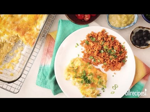 Family Friendly Recipes - How to Make Enchilada Suizas