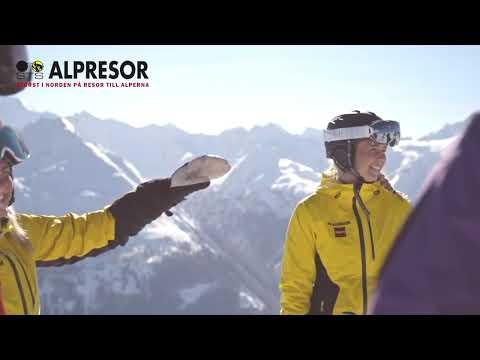 Skidresa till Alperna med STS Alpresor