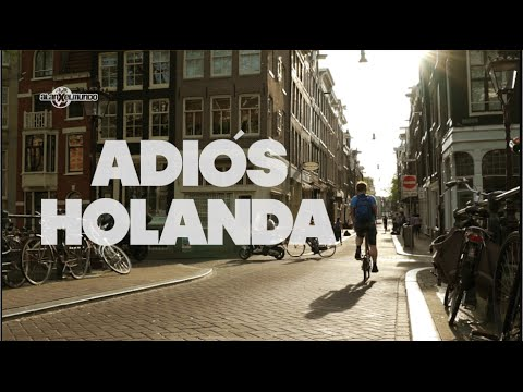 Adio?s Holanda! Pa�ses Bajos #13