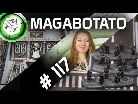MAGABOTATO #117 | Warhammer 40K | Dropzone Commander | DICED