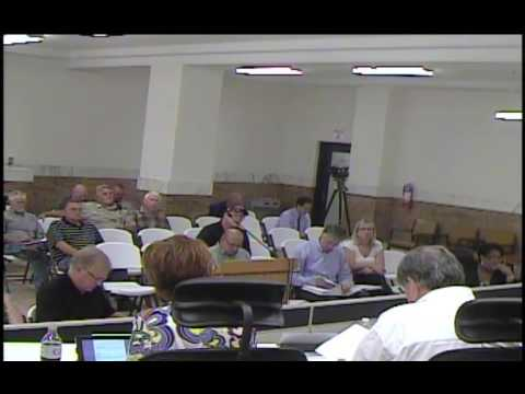 2016-09-20 Board of Supervisors Meeting