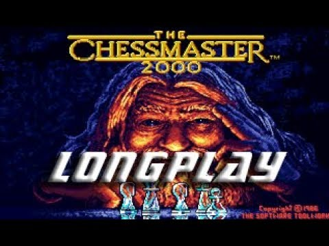 Chessmaster 2000 (Commodore Amiga) Longplay