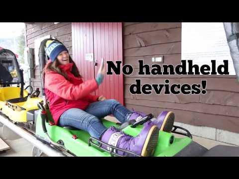 Mountain Coaster Safety