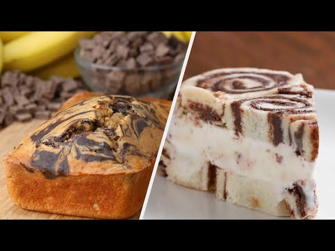 5 Mesmerising Chocolate Swirl Treats ? Tasty Recipes