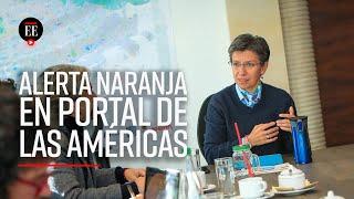 Claudia López ordenó el cierre de algunas estaciones de Transmilenio por alto número de contagios