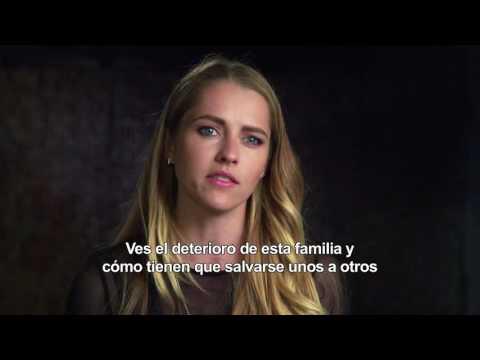 """Nunca Apagues La Luz - Featurette """"�Tienes miedo de la oscuridad"""""""" Castellano HD"""