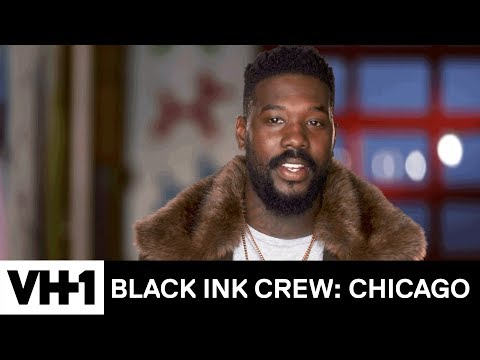 Phor's Client Isn't Happy w/ Her Face Tattoo 'Sneak Peek' | Black Ink Crew: Chicago