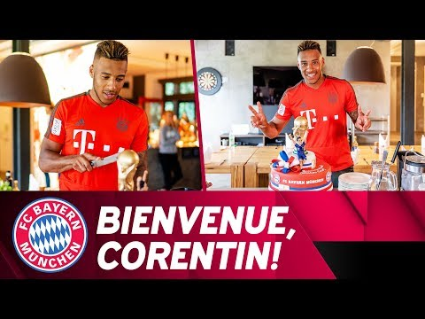 Welcome, World Champion: Corentin Tolisso is Back at FC Bayern!