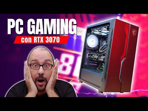 Un PC da GIOCO con RTX 3070, non è un S …