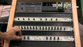 Tonelux Designs Equalux 4 Band Parametric Equalizer from AES 2011