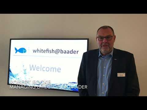 Robert Focke, managing director of Baader