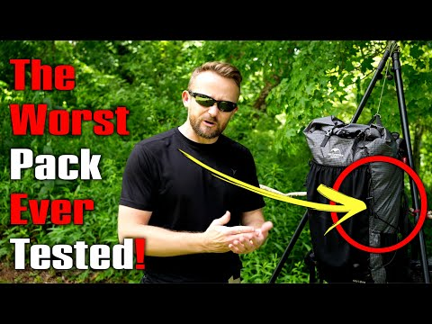 Buying This Was a Huge Mistake - NatureHike 60+10L Ultralight Backpack Review