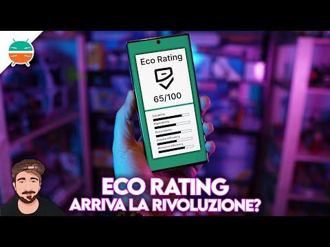 Eco Rating rivoluziona come compriamo gl …