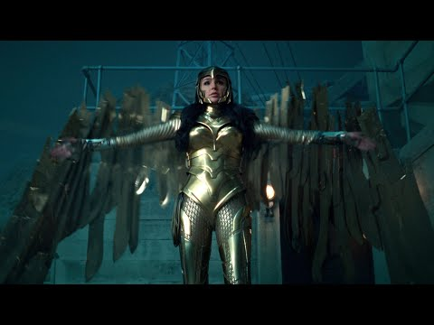 Wonder Woman 1984 - Tráiler Oficial 2