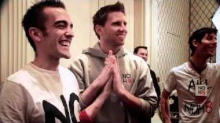 NOH8 Founders Adam Bouska and Jeff Parshley