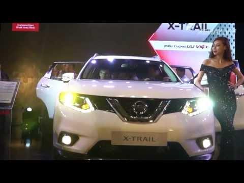 Nissan X-Trail giá từ 998 triệu vừa ra mắt tại Việt Nam