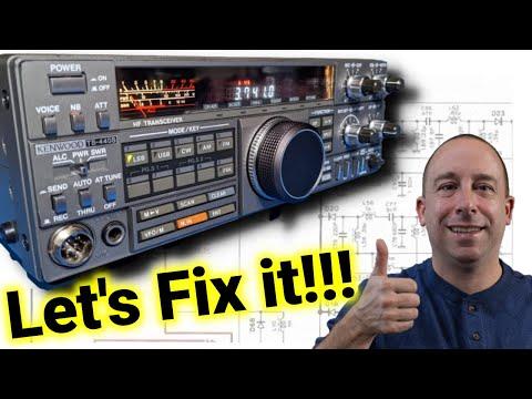 Ham Radio: Electronics Troubleshooting and Repair Tips and Tricks #YTHF21