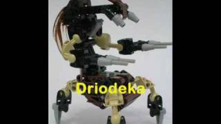 Lego Star Wars Complete Saga Pictures And Names Of Characters