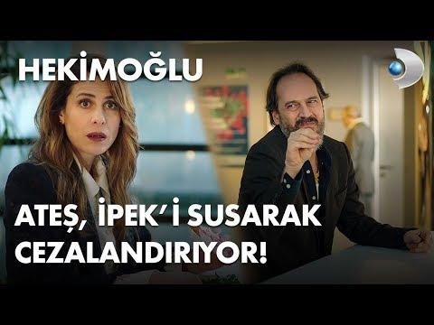 Ateş, İpek'i susarak cezalandırıyor! - Hekimoğlu 7. Bölüm