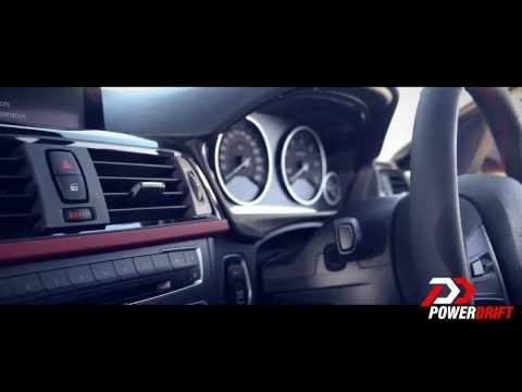 BMW 3 series 320d Interior : PowerDrift