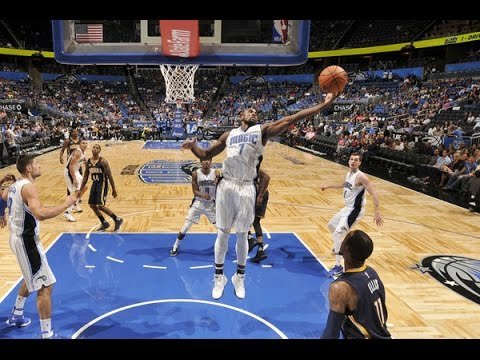Serge Ibaka Shines with 25 Points for Magic