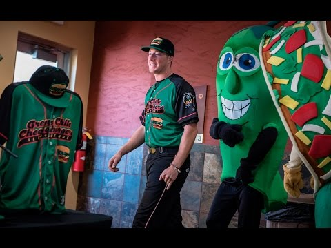 Isotopes to become Albuquerque Green Chile Cheeseburgers on June 16th