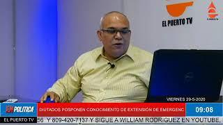 CAMACHO Y EL PLD BLOQUEAN PROYECTO DE AFP