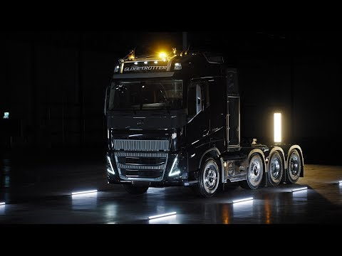 Volvo Trucks ? The new Volvo FH16 Exterior Walkaround