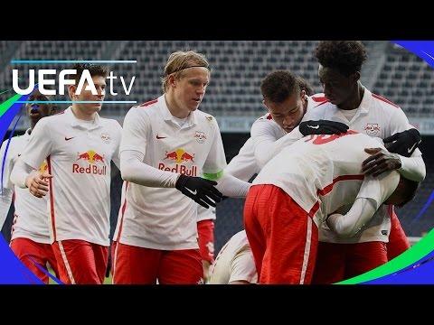 Highlights: Salzburg seal semi-final spot