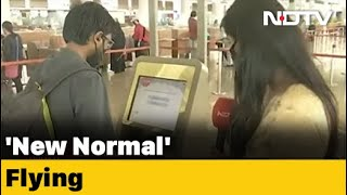 A Look Inside The Mumbai Airport With New Safety Rules - NDTV