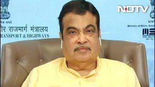"""Should Not Connect 'Atma Nirbhar' India With China: Nitin Gadkari - NDTV"