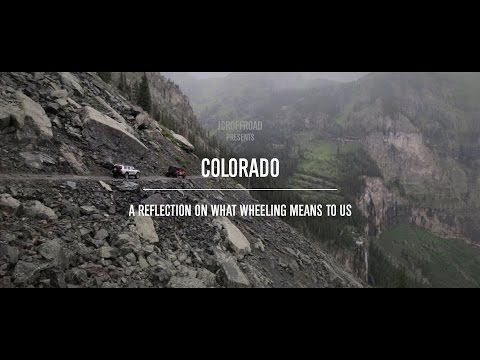 Colorado - A Reflection on What Wheeling Means to Us