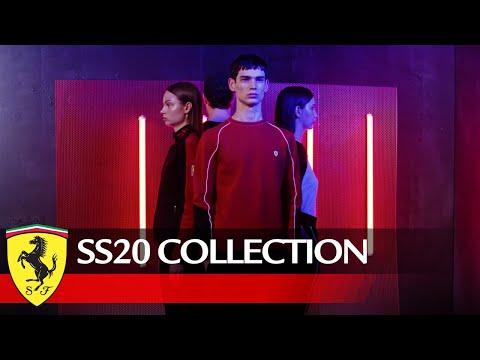 Scuderia Ferrari Collection Spring Summer 2020