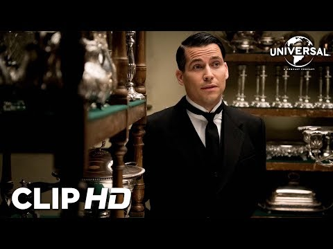 "DOWNTON ABBEY - Clip 8 ""Una especie de..."""