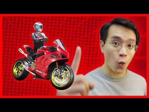 Ducati V4R Mạnh Cỡ Nào Trong Ride 4?